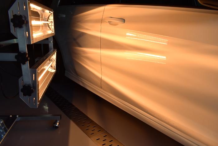 最新式高出力カーボンクイックヒーター